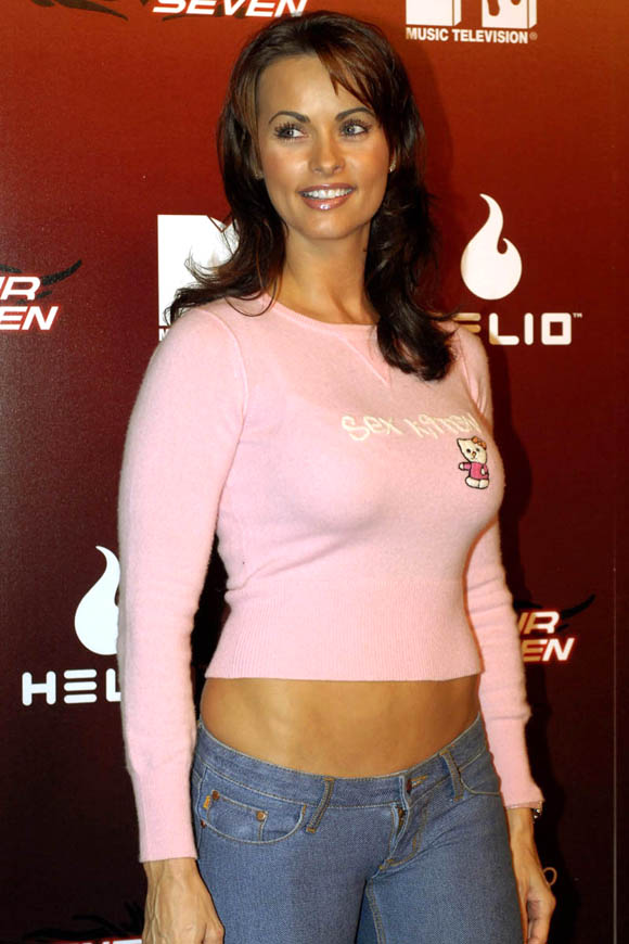 fotos de karen mcdougal: