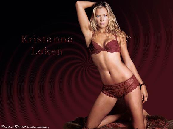 Kristanna Sommer L - Wallpaper Actress