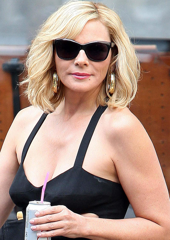 Kim cattrall sex and the city pics 92