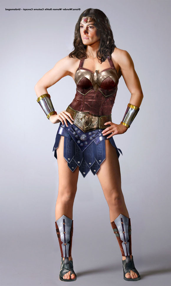 Julia Benson Wonder Woman Newhairstylesformen2014 Com