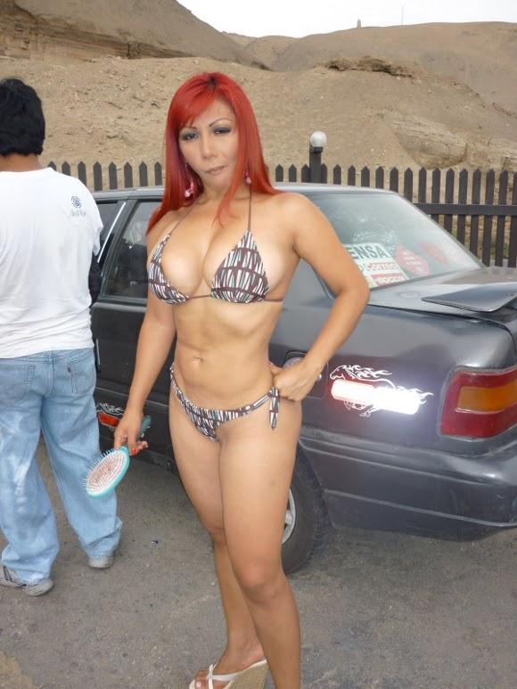 Daysi Araujo apuesta por Brasil   Bellas Hinchas