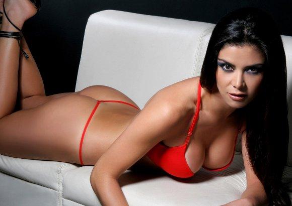 Megan sweets bikini