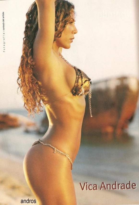 Vica Andrade Andrade Famousas Vica es f7gvY6by