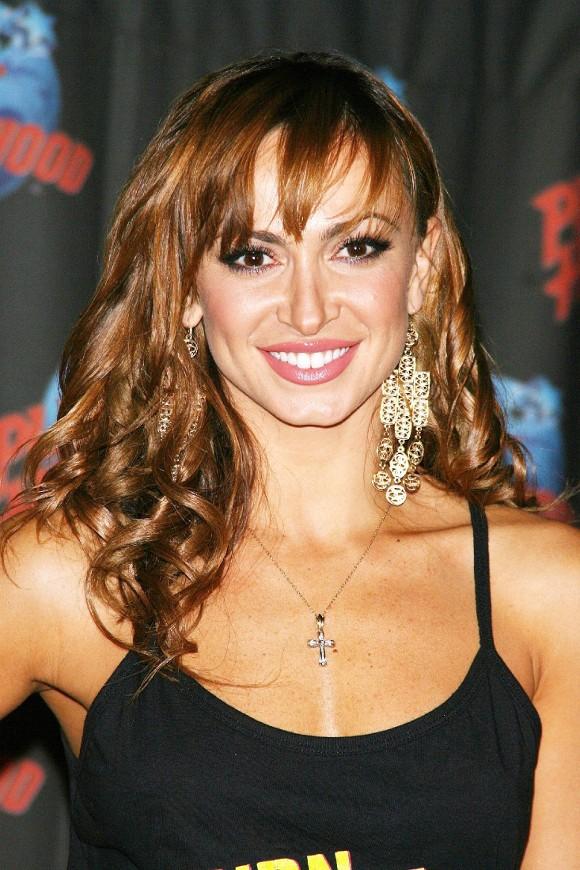 Karina Smirnoff - FAMOUSAS.es
